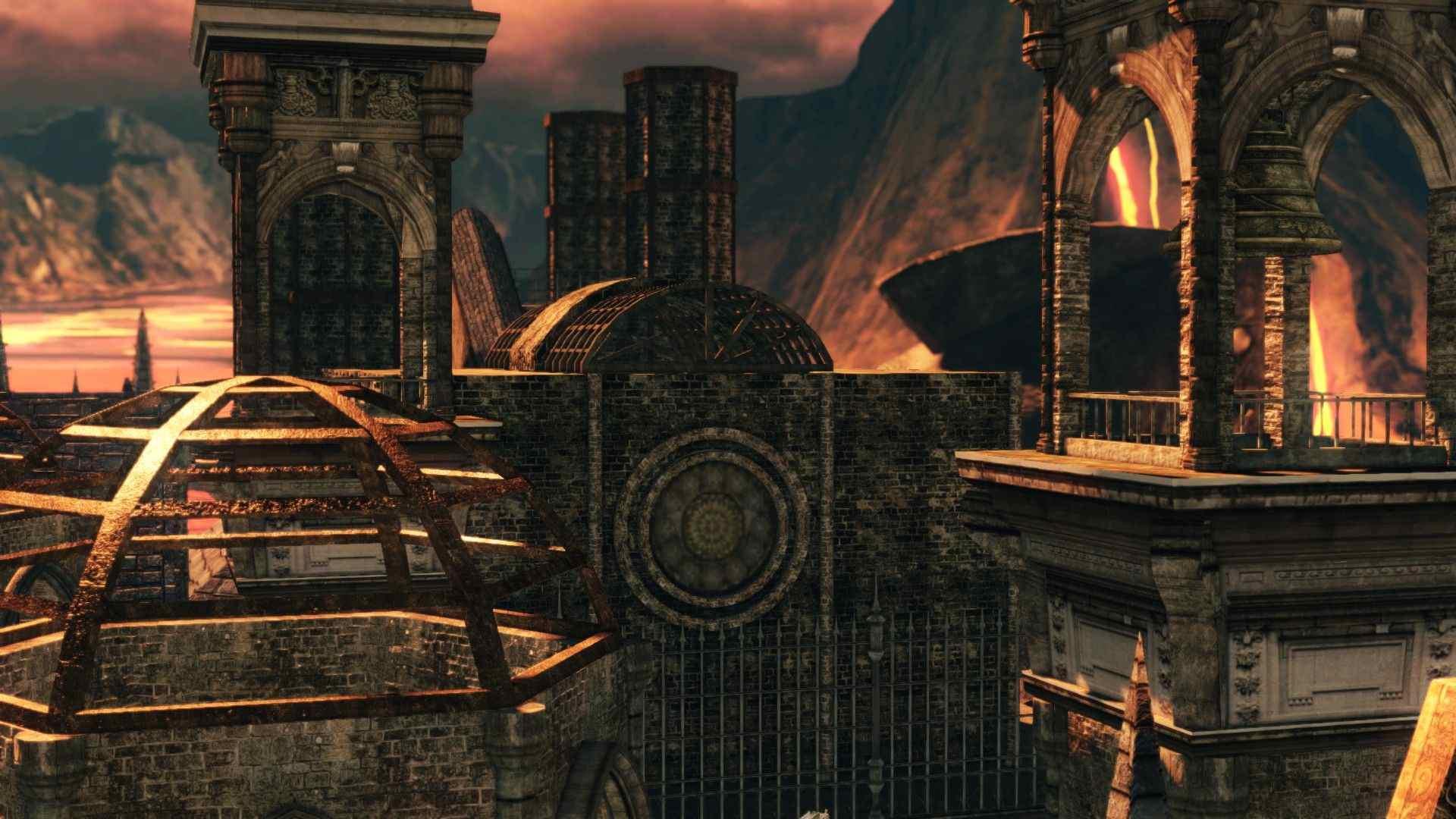Dark Souls 2 Campanile