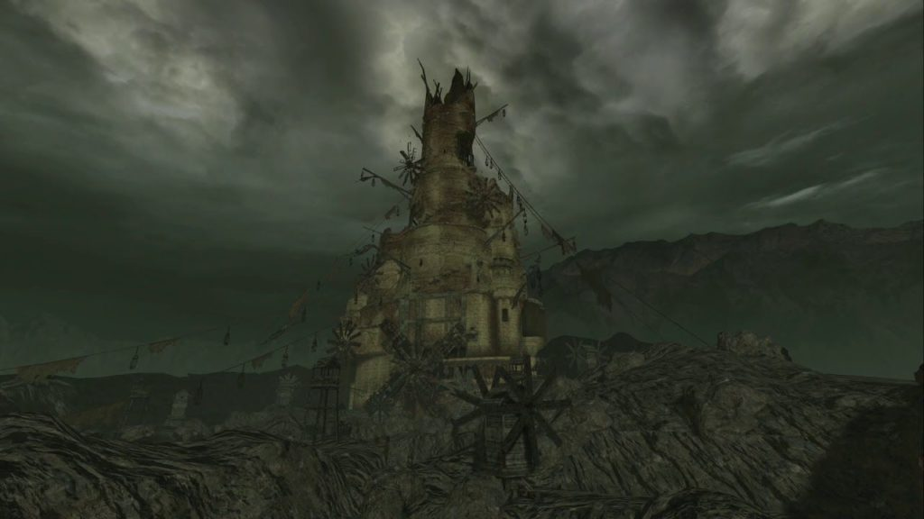 Dark Souls 2 Picco Terrestre