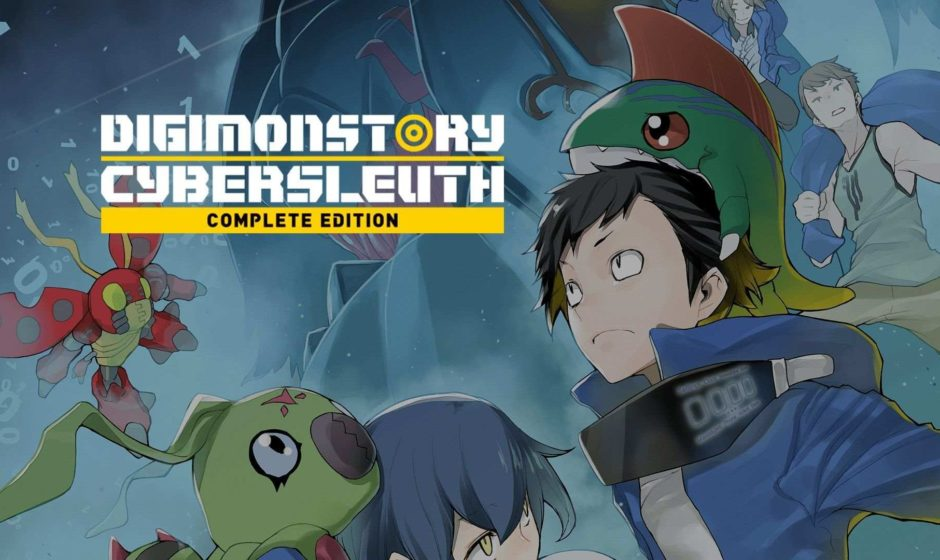Bandai annuncia Digimon Story Cyber Sleuth: Complete Edition