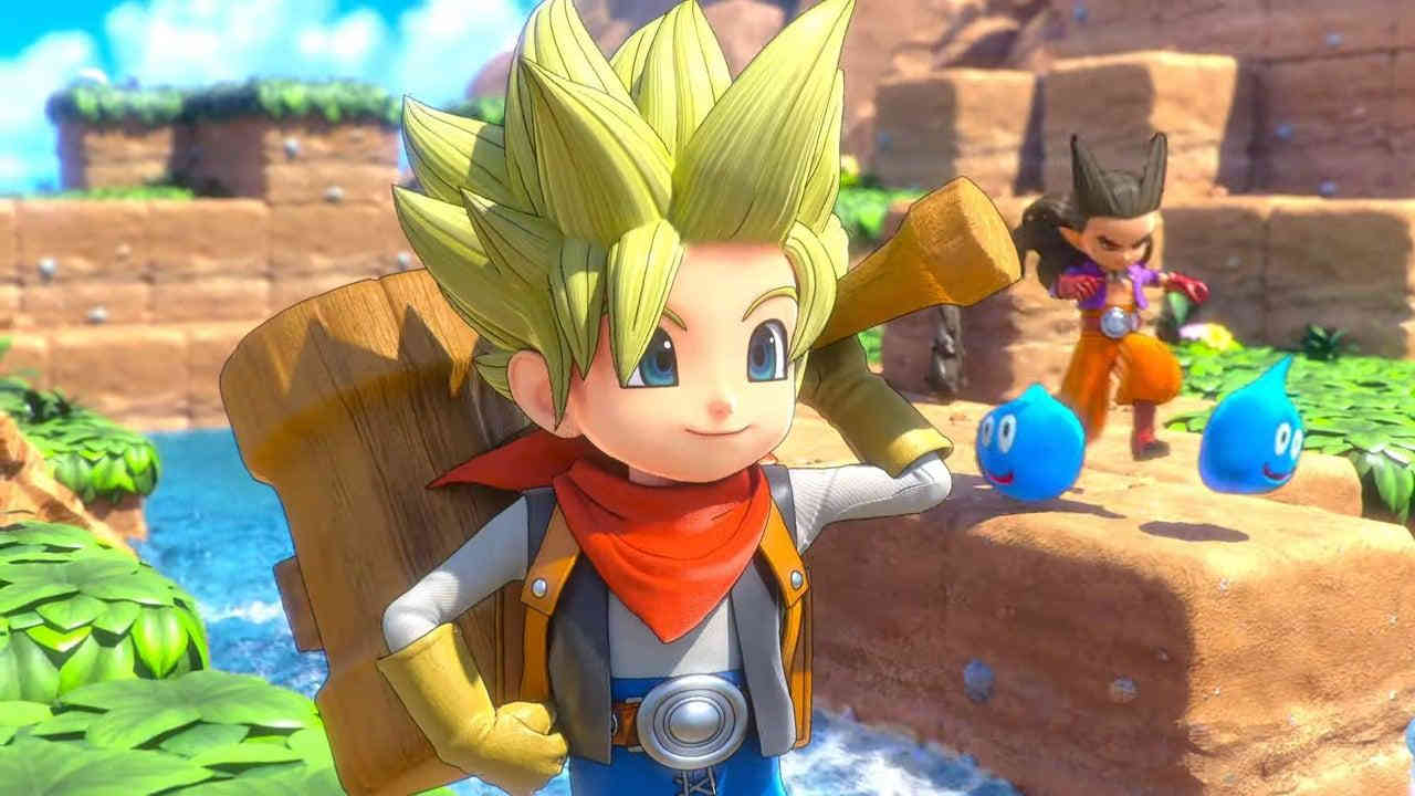 Dragon Quest Builders 2 Switch Recensione