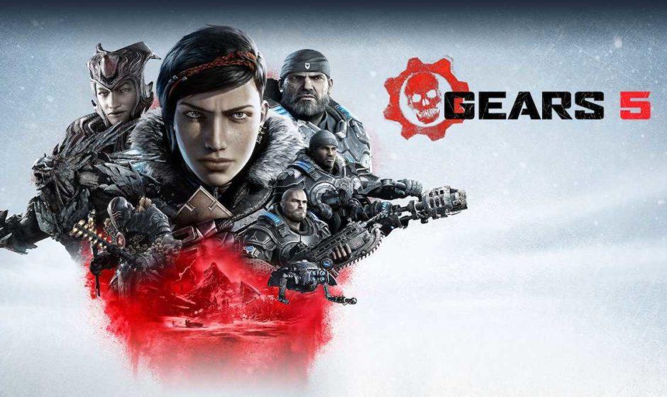 Gears 5: aggiornamento gratuito su Xbox Series X