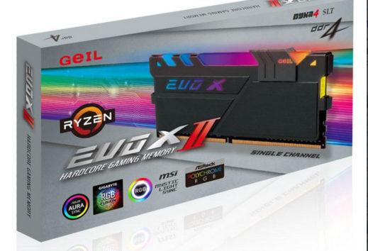 GeIL DDR4 RGB EVOX II ed EVO X II ROG-Certified