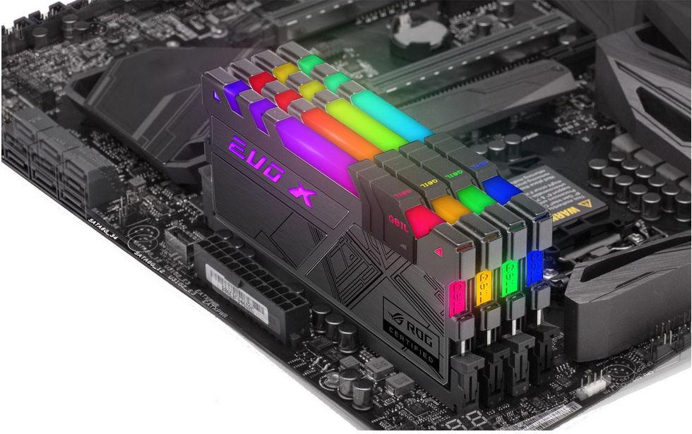 GEIL EVOX II RAM