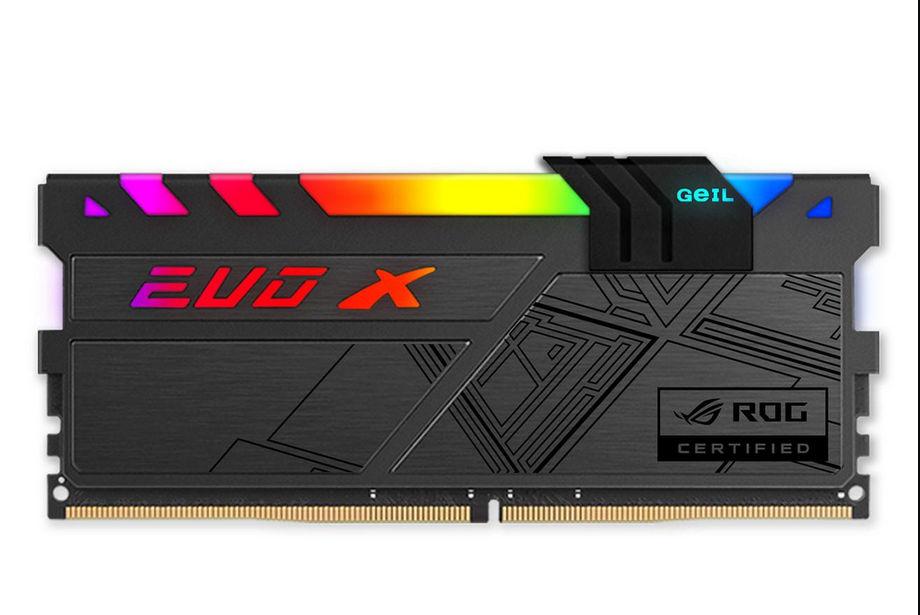 GEIL EVOX II RAM RGB