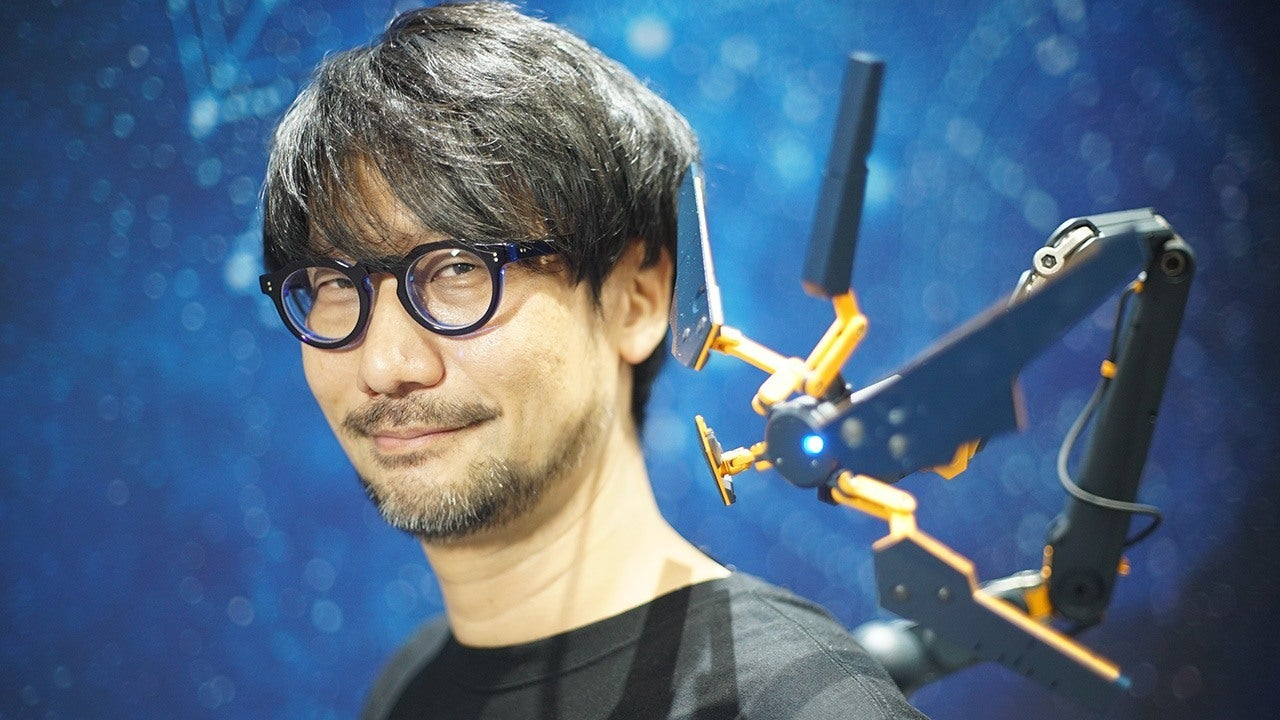 Hideo Kojima PC