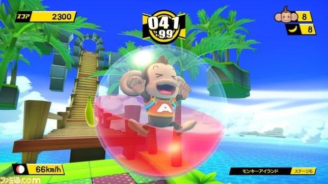 Super Monkey Ball: Banana Blitz HD in Occidente