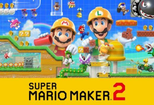 Super Mario Maker 2: più di 2 milioni di livelli