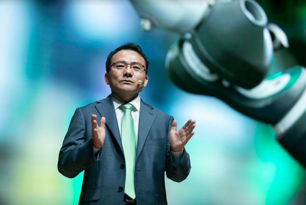 Nvidia Korea chief Yoo Eung-joon