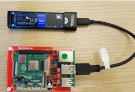 Raspberry Pi 4 con SSD: velocissimo a caro prezzo