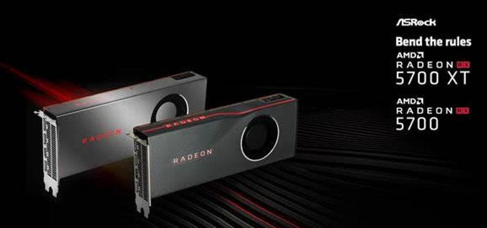 ASRock Radeon RX 5700