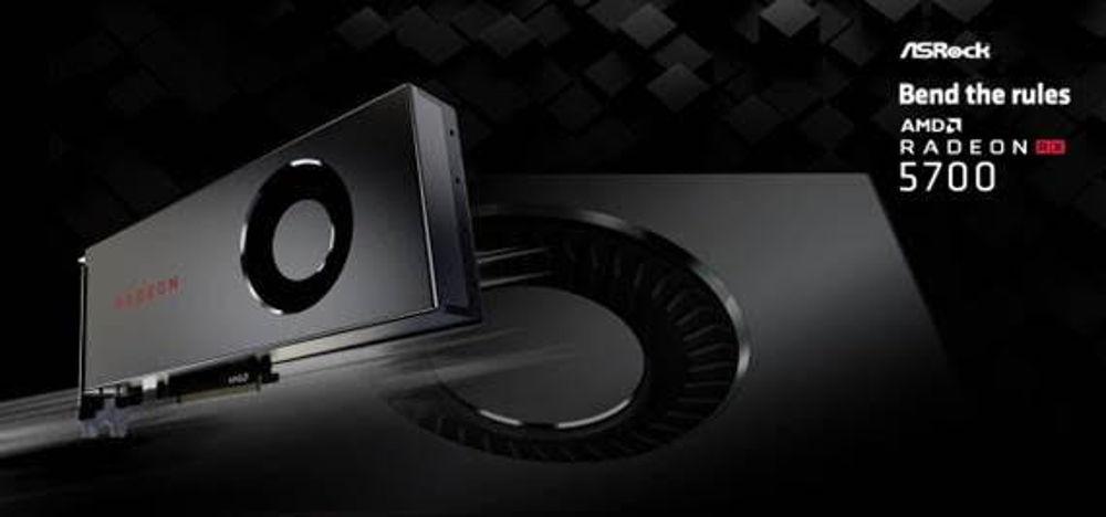 ASRock Radeon 5700 XT gaming