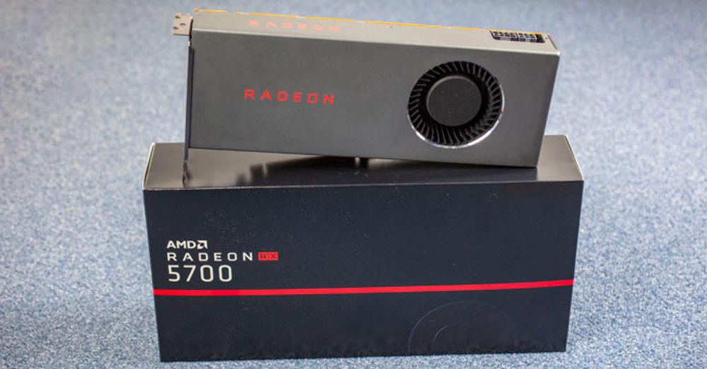AMD Radeon 5700