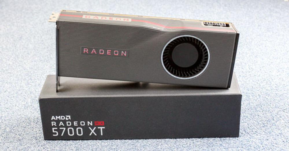 AMD Radeon 5700 X