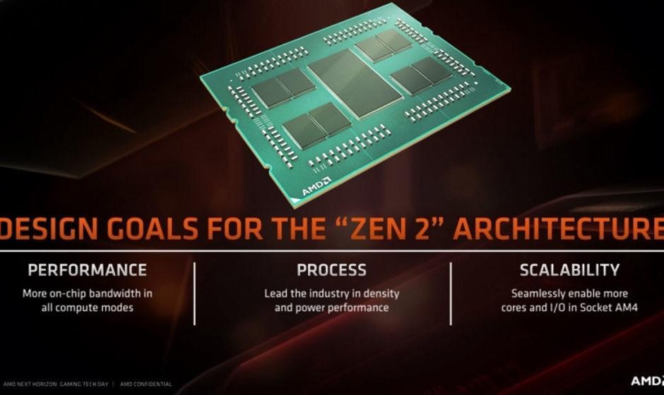 Un futuro dorato per AMD Threadripper sotto Zen 2