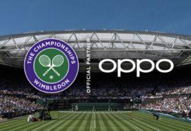 OPPO fotografa Wimbledon