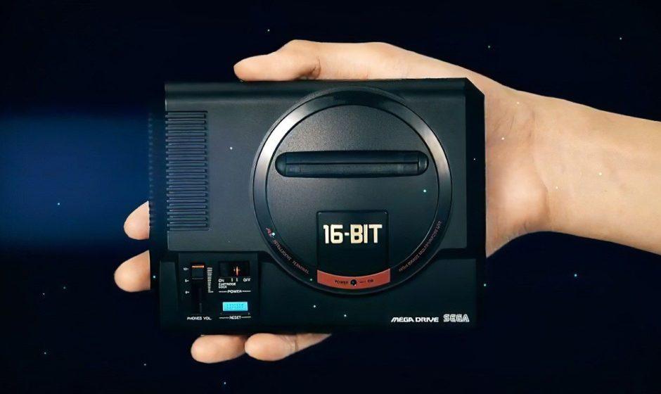Sega Mega Drive Mini: rinviata l'uscita in Europa