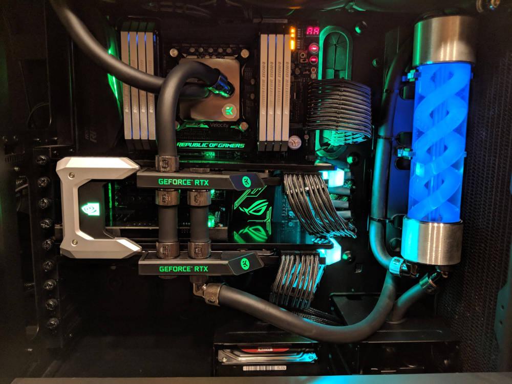 RTX 2070 Super SLI