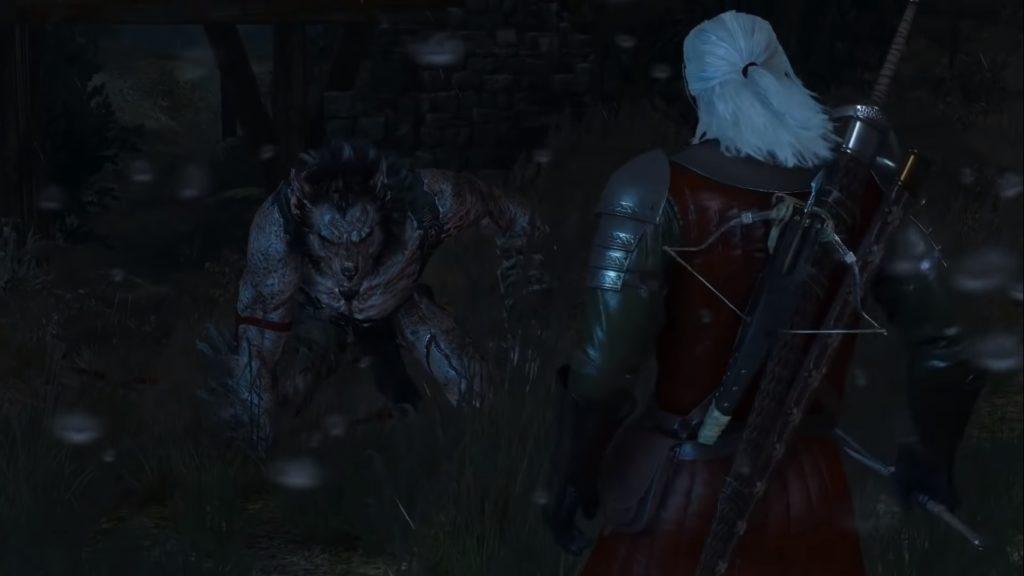 The Witcher 3 Uccidere Licantropo