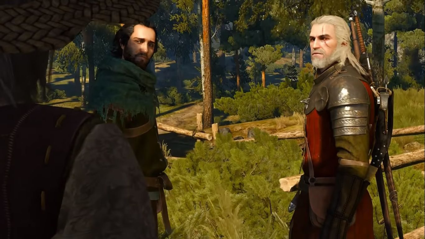 The Witcher 3 Niellen