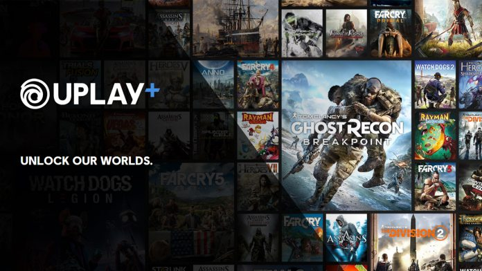 uplay plus settembre