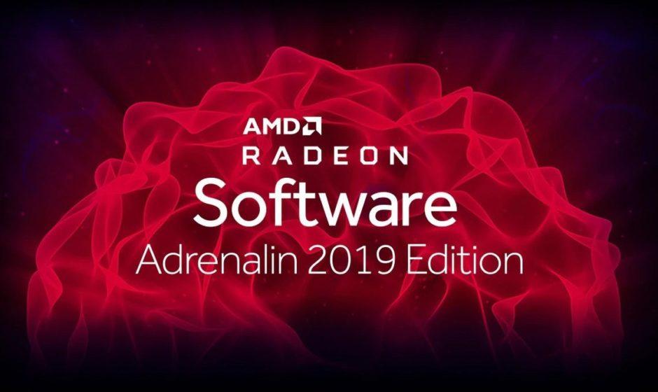 AMD rilascia driver Adrenalin 19.7.3