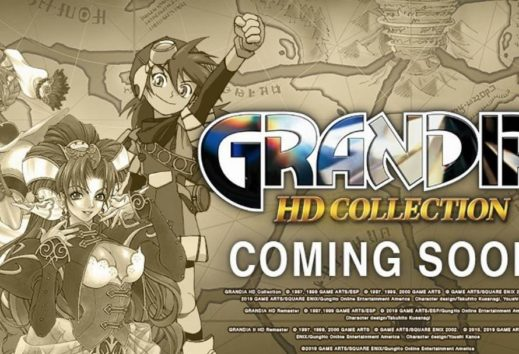 Grandia HD Collection: in arrivo tra pochi giorni