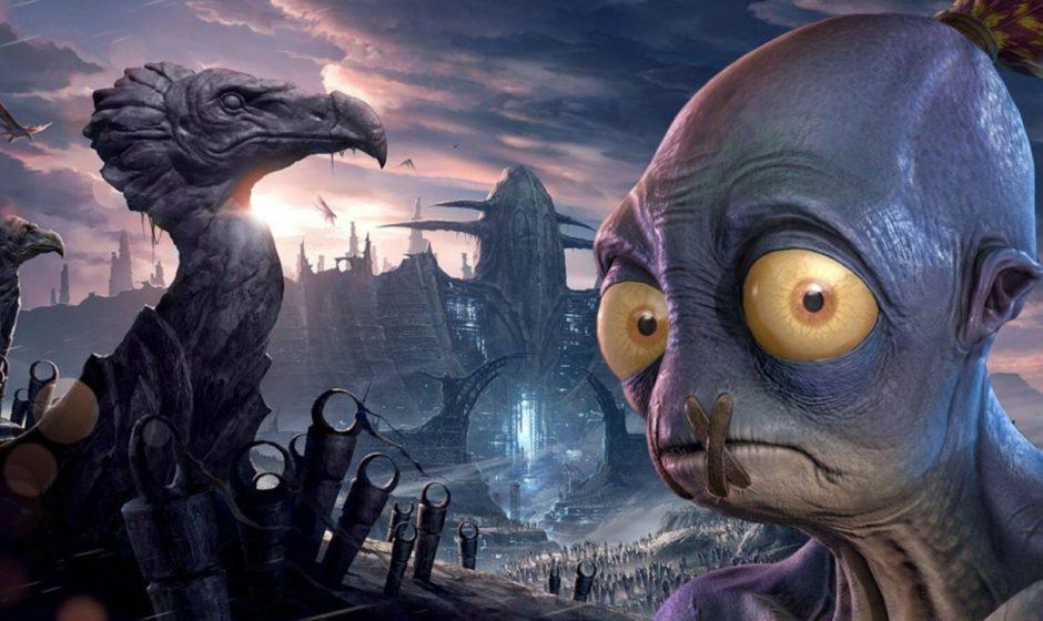 Oddworld: Soulstorm: annunciata la versione Xbox!