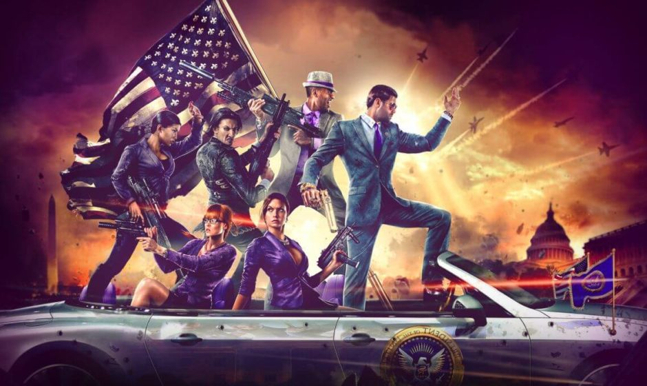 Saints Row IV: Re-elected in arrivo su Switch