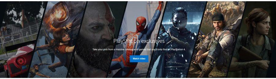 PS5 esclusive