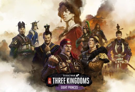 Total War: Three Kingdoms - Eight Princes DLC