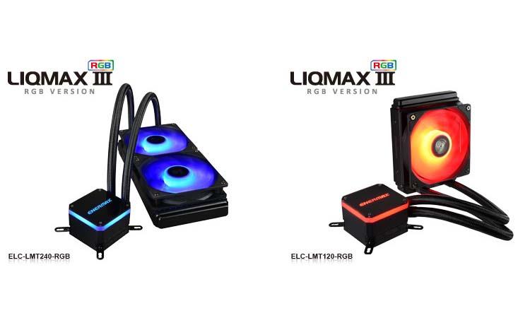 ENERMAX presenta LIQMAX III RGB