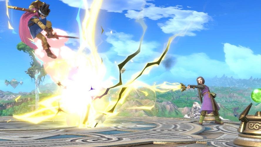 Super Smash Bros. Ultimate - L'Eroe si unisce allo scontro