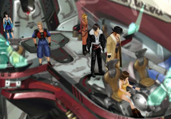 Final Fantasy VIII Remastered: Gameplay da Gamescom 2019