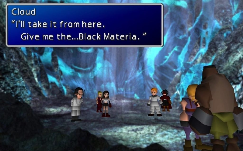 Final Fantasy VII Northern Crater