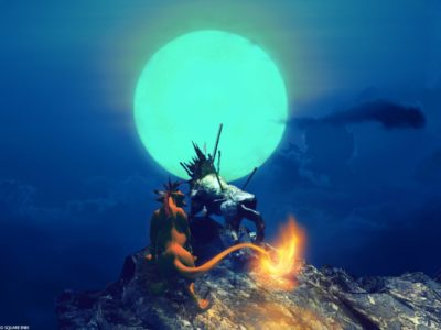 Final Fantasy VII RedXIII Seto