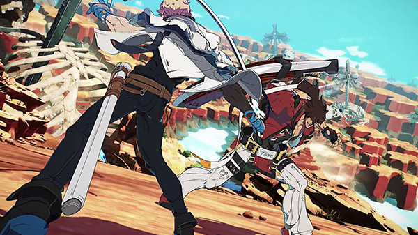 Nuovo Guilty Gear