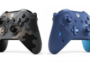 Gamescom 2019: nuovi controller Xbox One in autunno