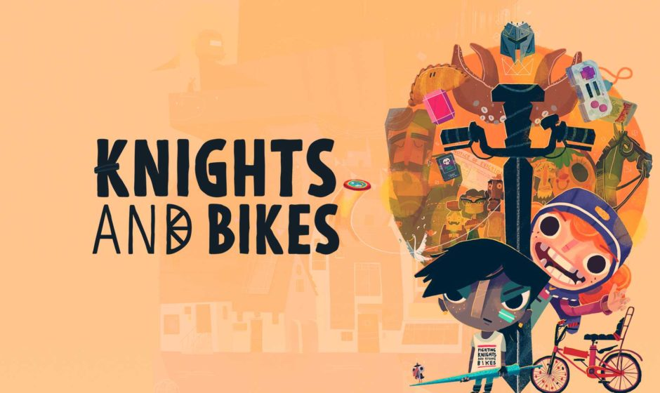 Knights and Bikes - Recensione