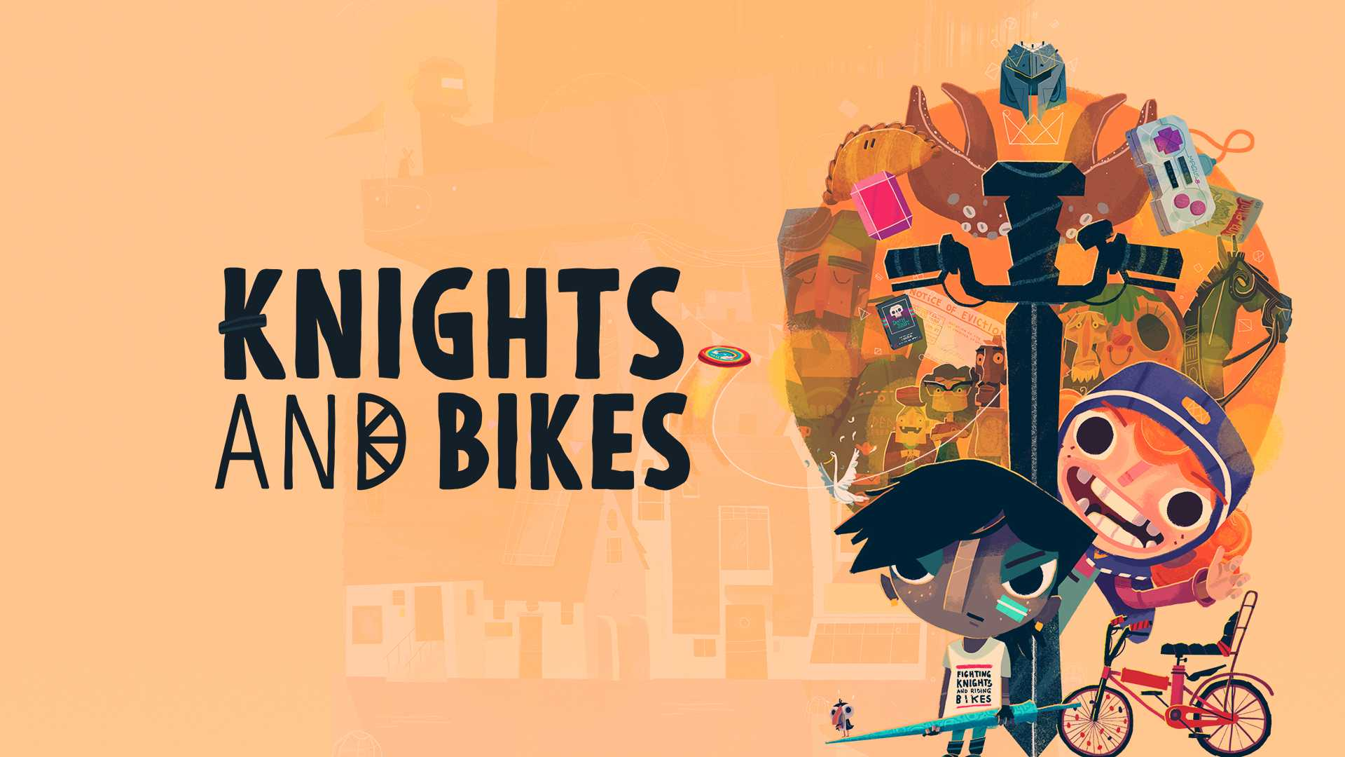 Knights and Bikes – Recensione