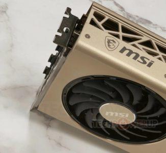 MSI RX 5700