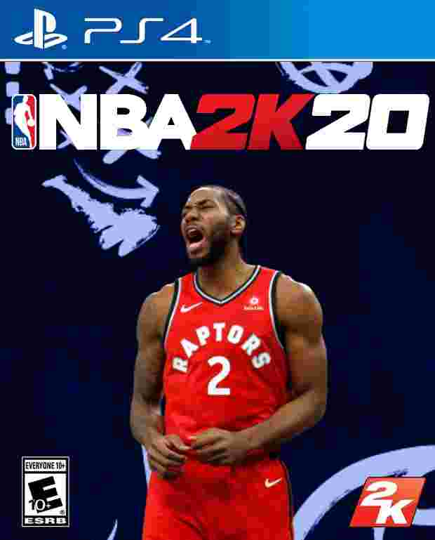Cover NBA 2K20