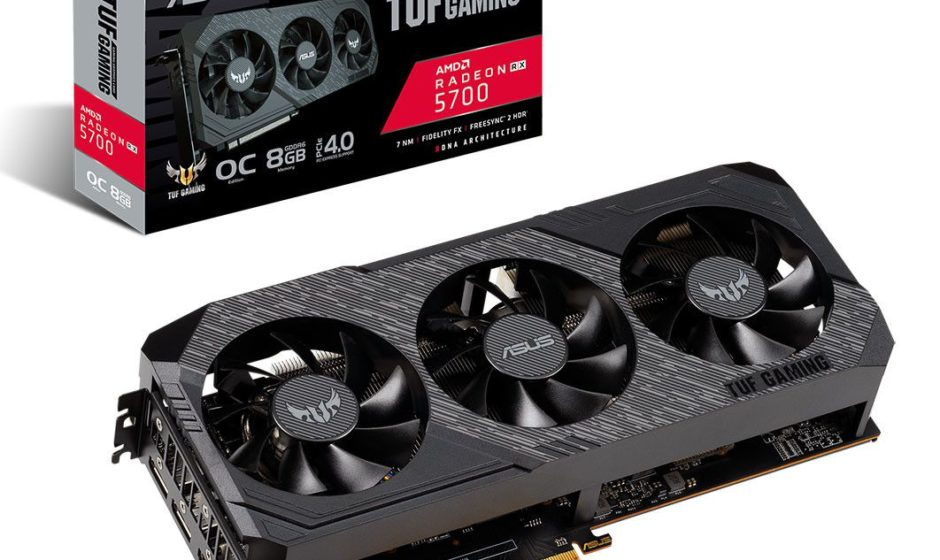 ASUS TUF RX 5700 (XT): news, features e costo.