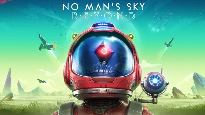 No Man's Sky: Hello Games su Beyond e Nintendo Switch