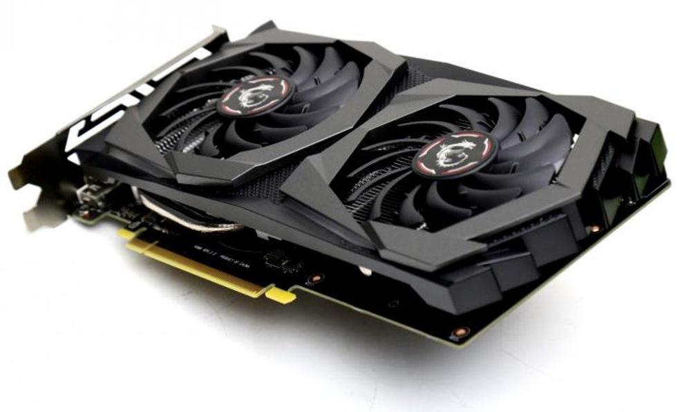 Voci GeForce GTX 1650 Ti