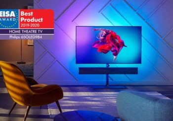 Display OLED Philips TV vincitori di due award