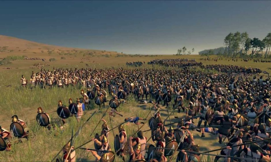 Ancora conferme per Total War Saga: Troy