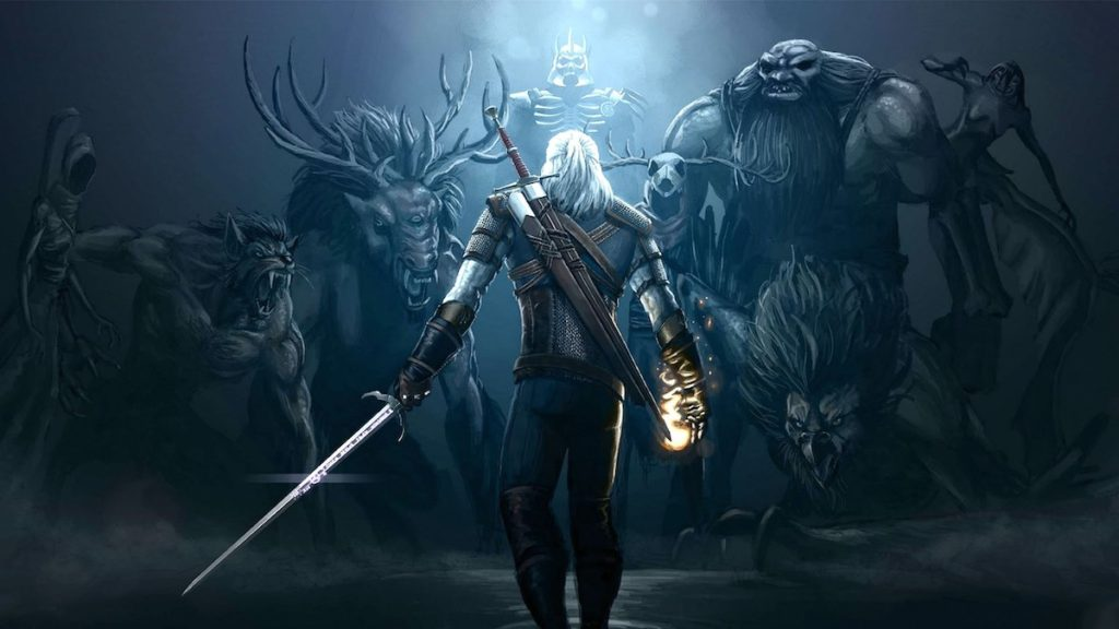 The witcher 3 trofeo la moda di ofier