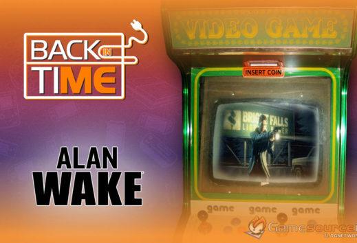 Back in Time - Alan Wake