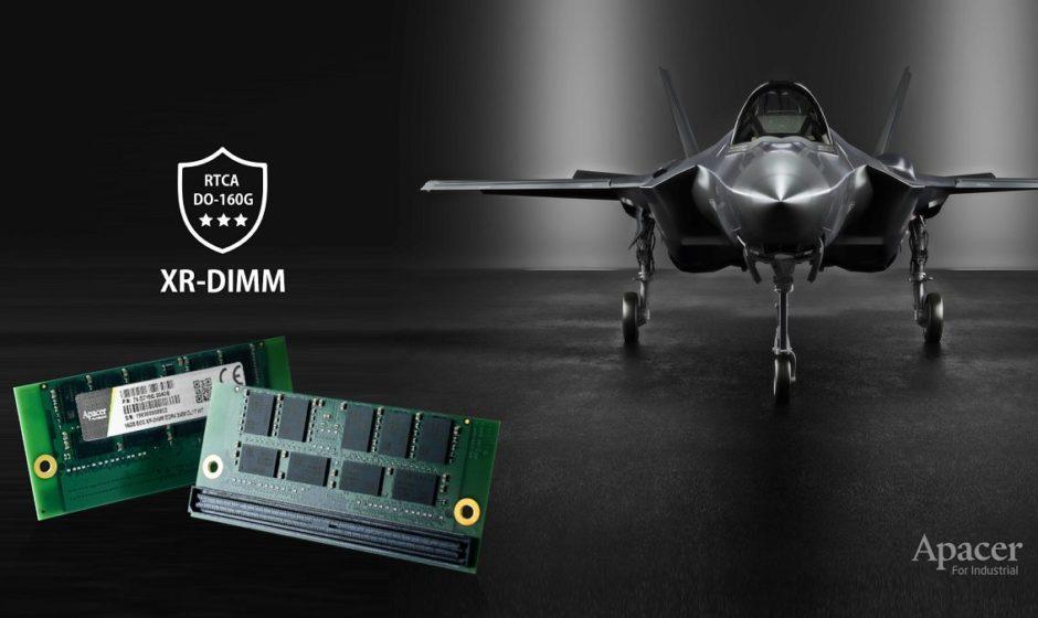 Apacer annuncia il rilascio del modulo RAM XR-DIMM