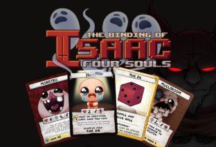 The Binding of Isaac: disponibile il gioco da tavolo
